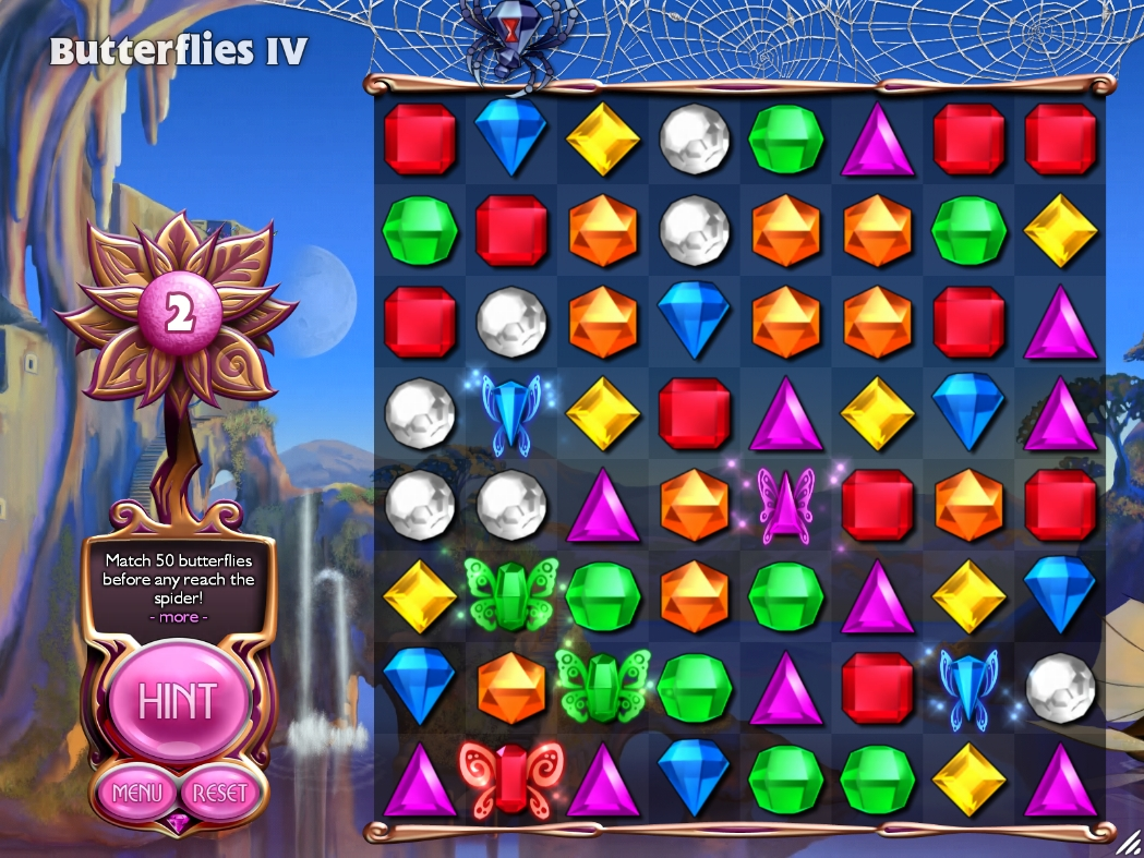 Bejeweled Butterflies for Android - APK Download
